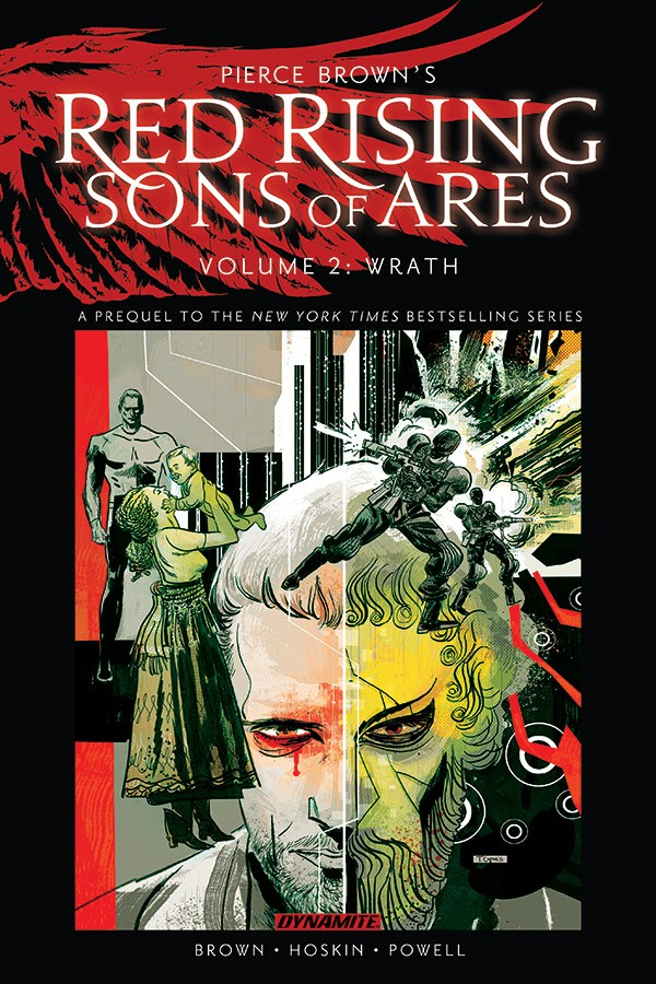 Pierce Brown's Red Rising Son of Ares Volume 2: Wrath