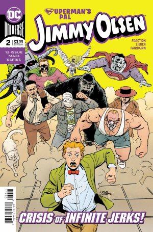 Superman's Pal Jimmy Olsen #2
