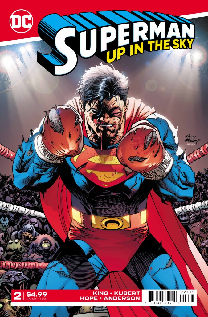 Superman: Up in the Sky #2 (of 6)