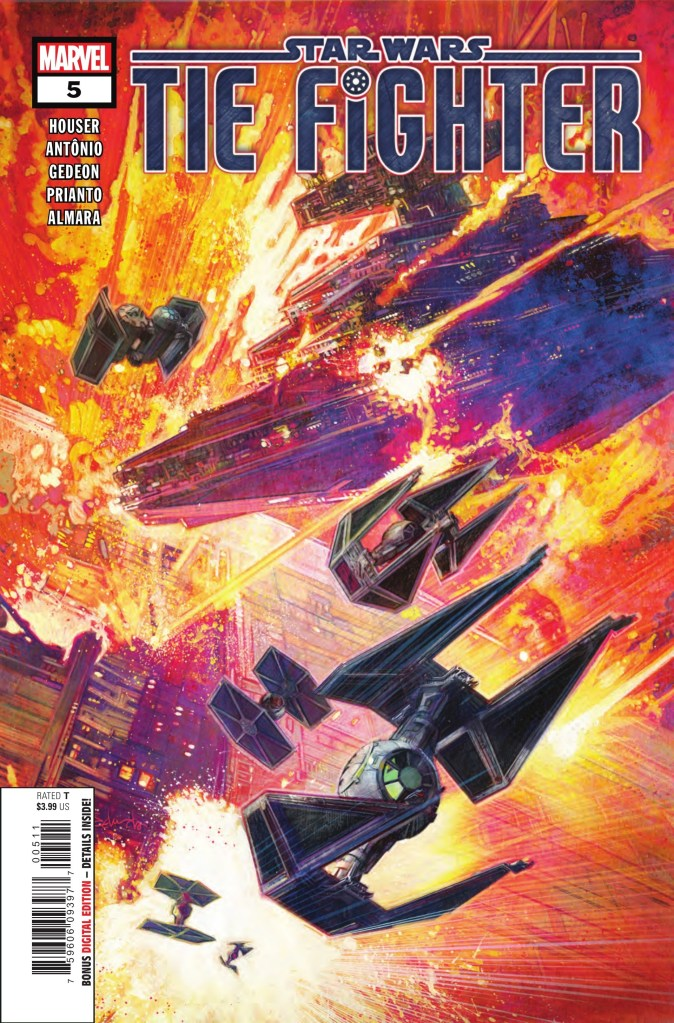 Star Wars: Tie Fighter #5 (of 5)