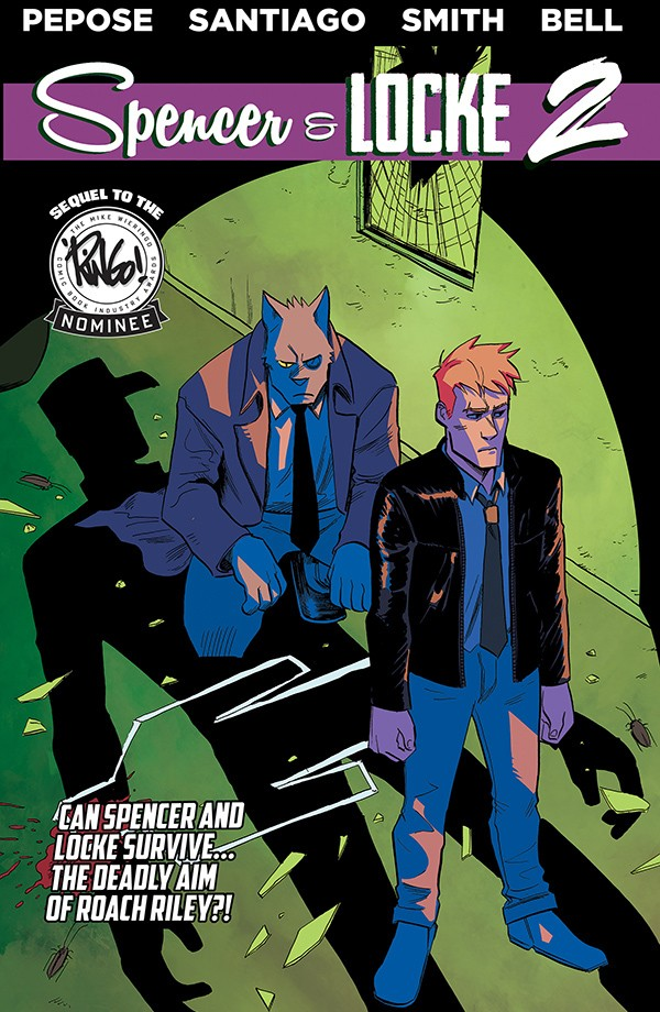SPENCER & LOCKE 2 TPB