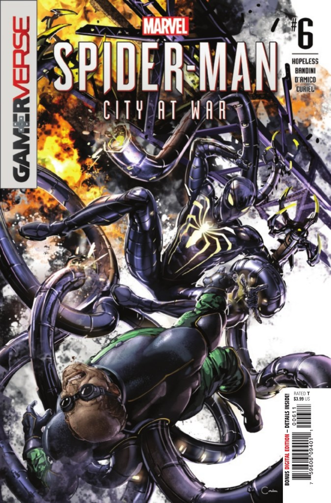 Spider-Man: City at War #6 (of 6)