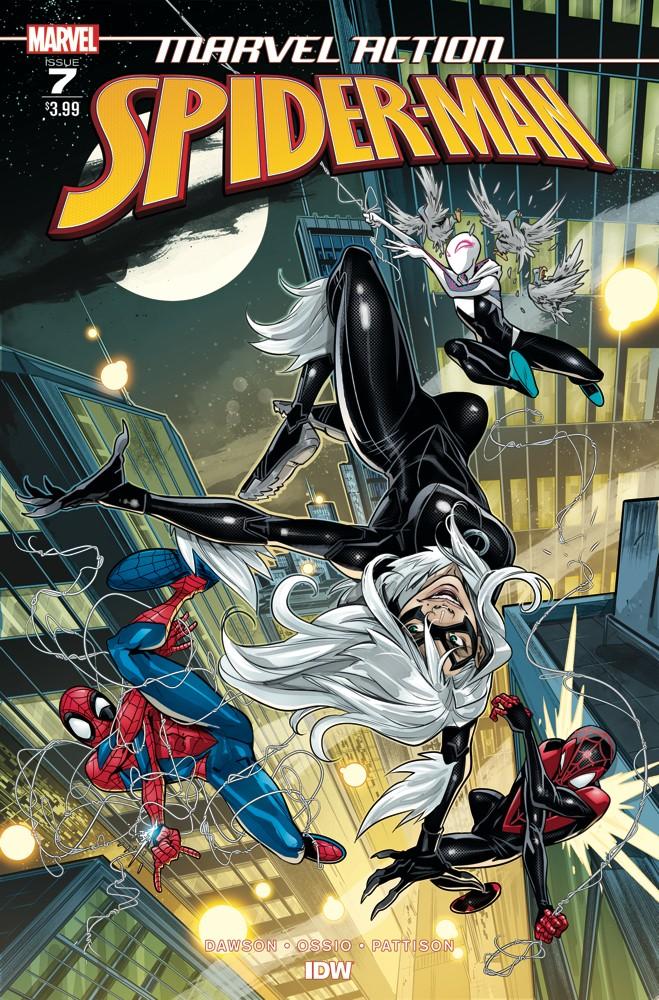 Marvel Action: Spider-Man #7