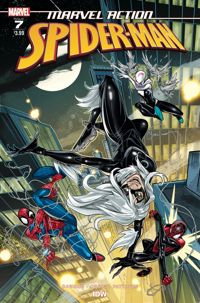 Marvel Action: Spider-Man #7