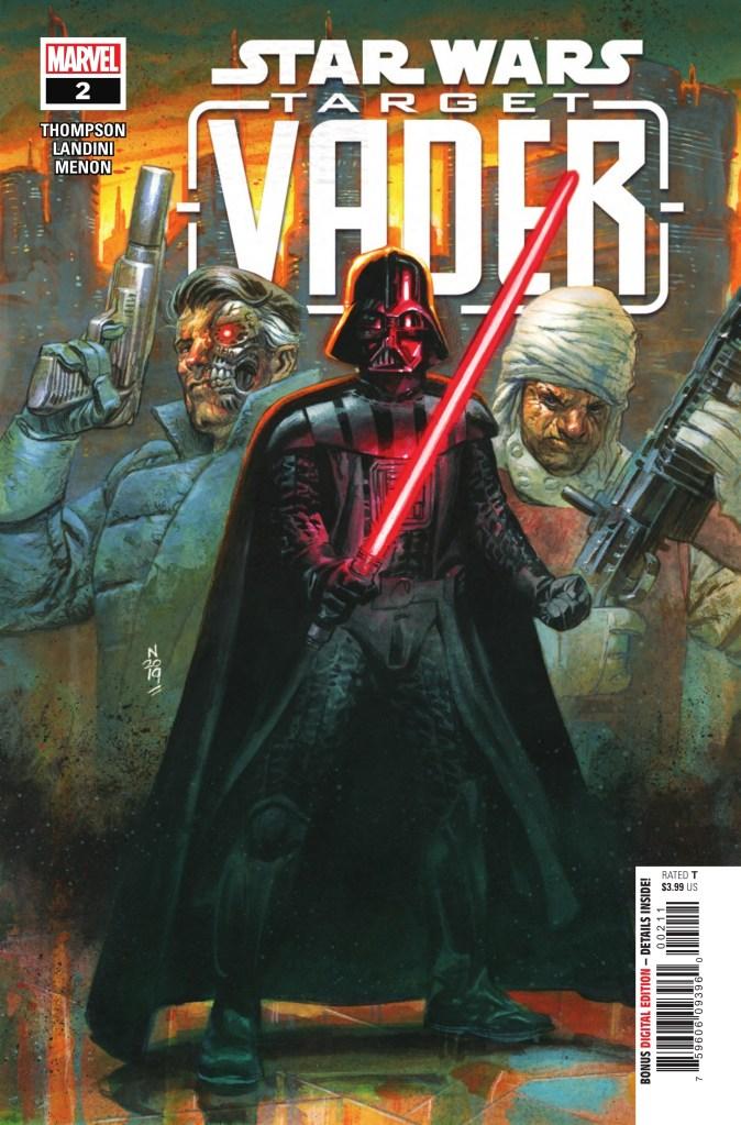 Star War: Target Vader #2 (of 6)