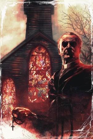 The Watcher #1