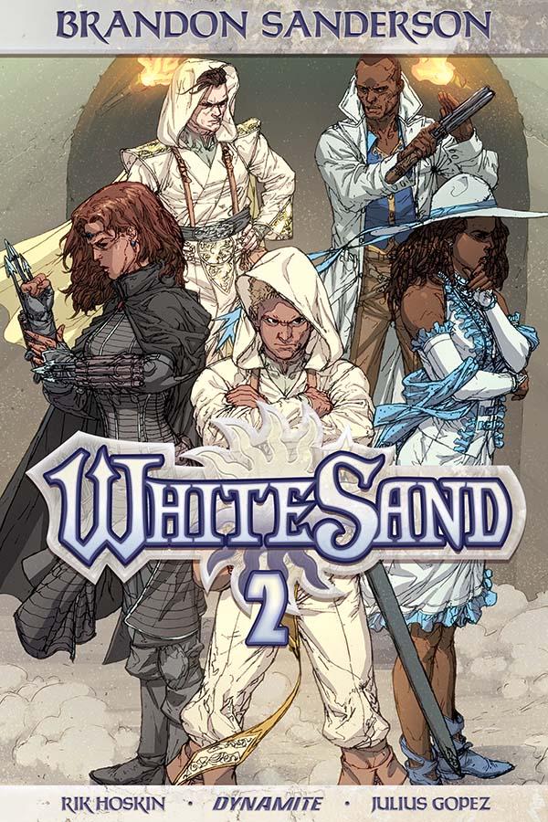 White Sand Vol 2 TP