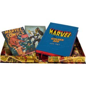 Marvel: The Golden Age 1939–1949 was to feature Art Spiegelman's essay