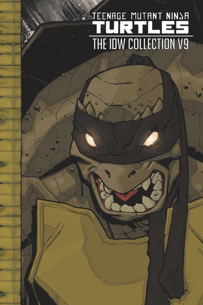 Teenage Mutant Ninja Turtles: The IDW Collection, Vol. 9