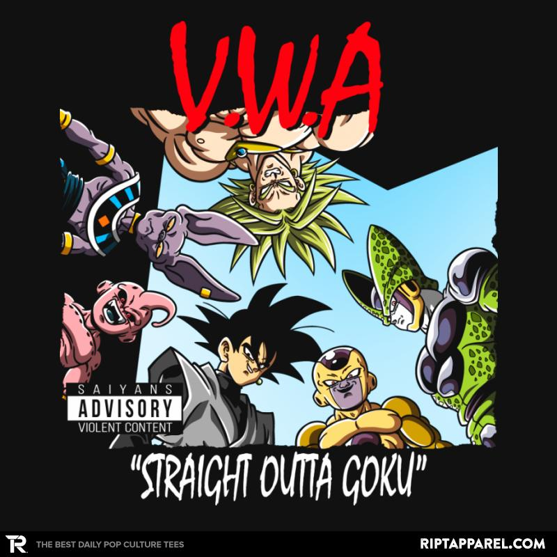 Straight Outta Goku