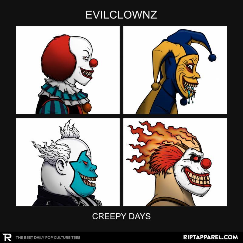 Evilclownz 90's