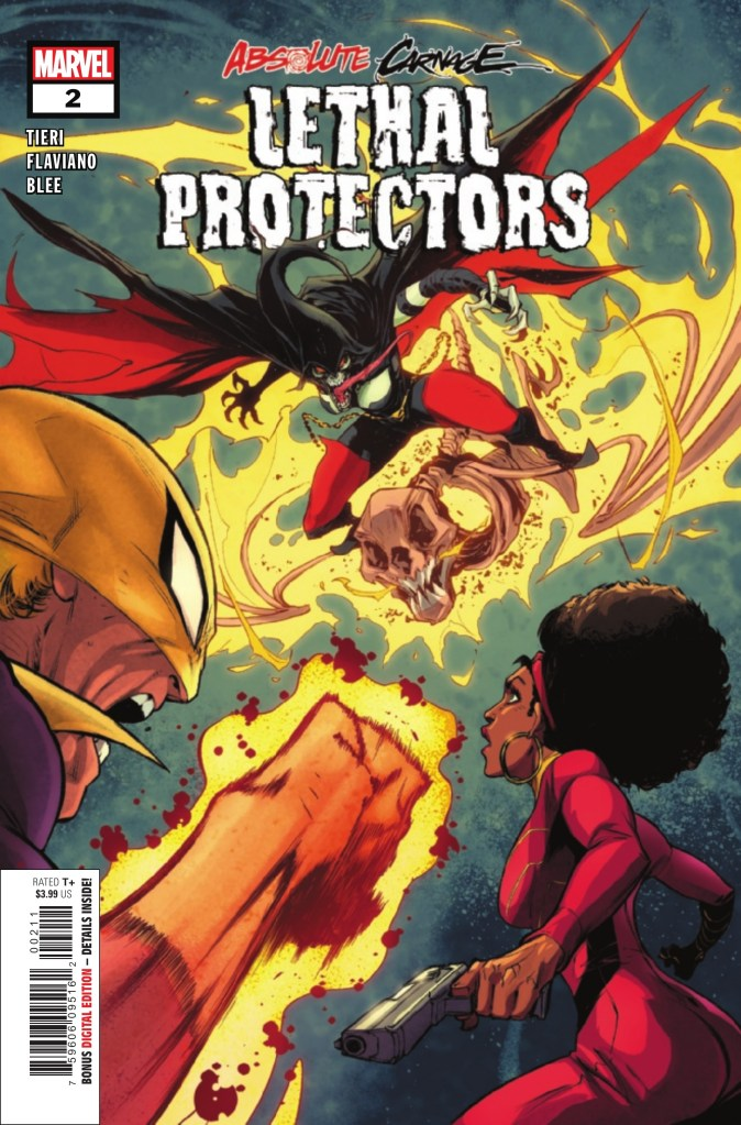 Absolute Carnage: Lethal Protectors #2 (of 3)