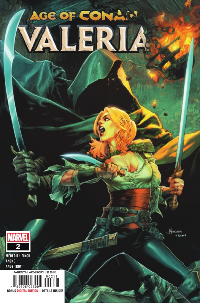 Age of Conan: Valeria #2 (of 5)