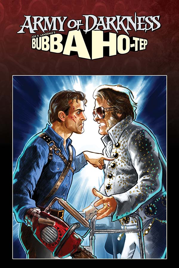 Army of Darkness vs Bubba Ho-Tep TP