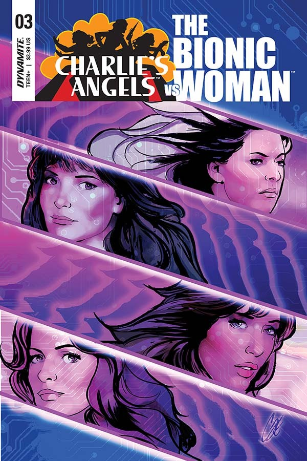 Charlie's Angels vs The Bionic Woman #3