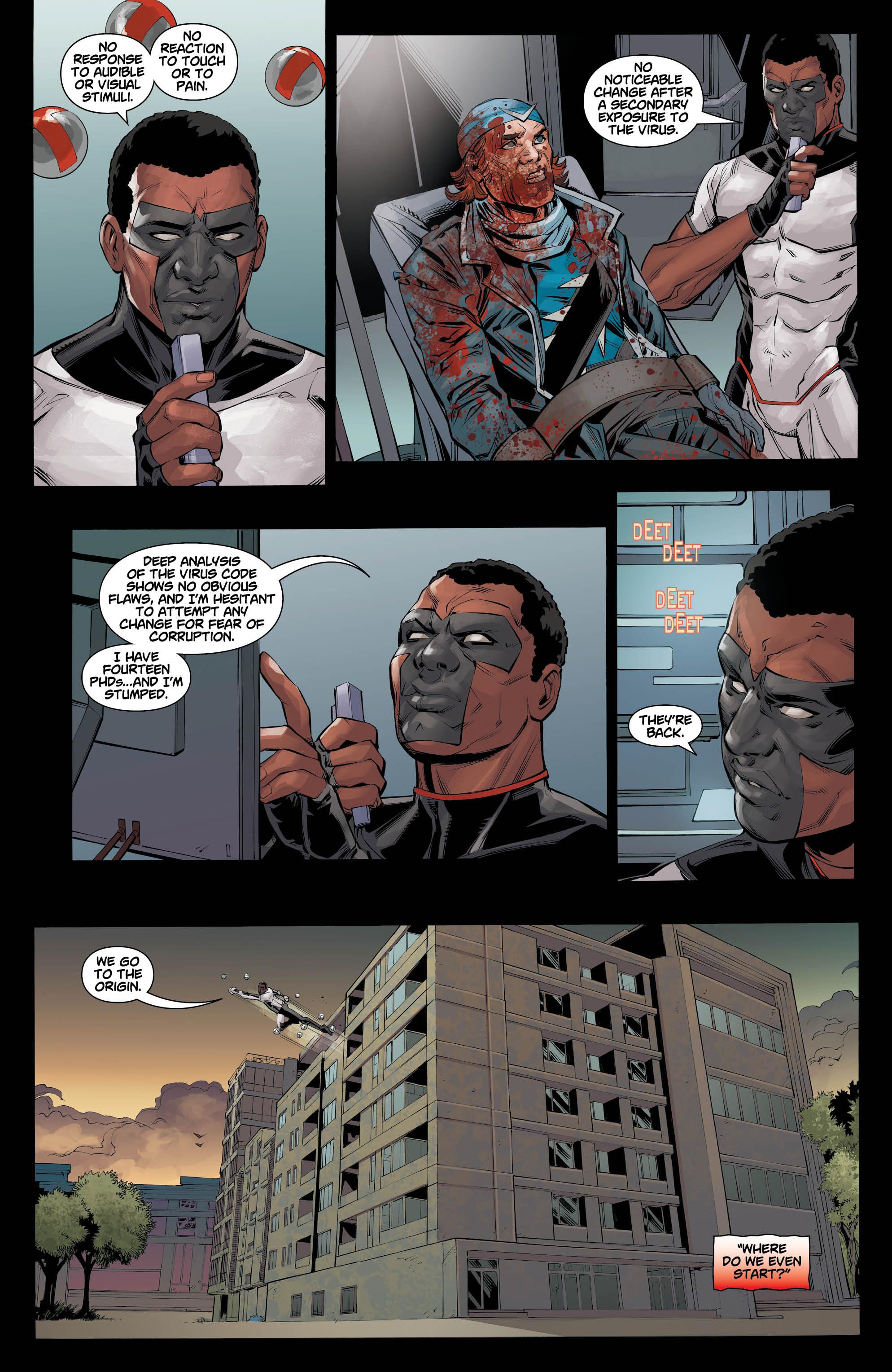 MIDNIGHT VISTA #1 CVR A DOE AFTERSHOCK COMICS   9//4