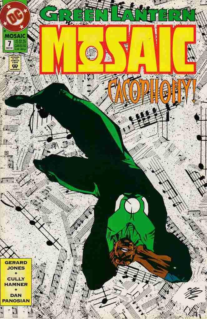 Green Lantern Mosaic #7