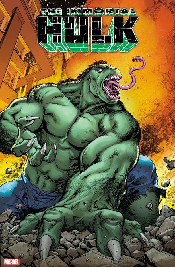 IMMORTAL HULK #27 2099 VARIANT by TOM RANEY