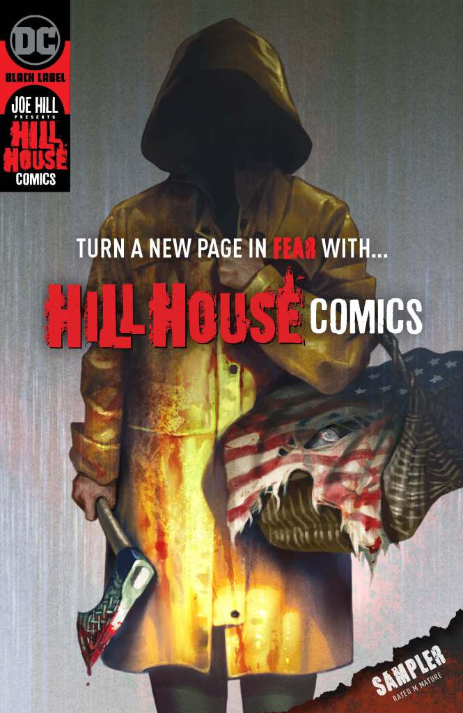 Hill House Comics Sampler