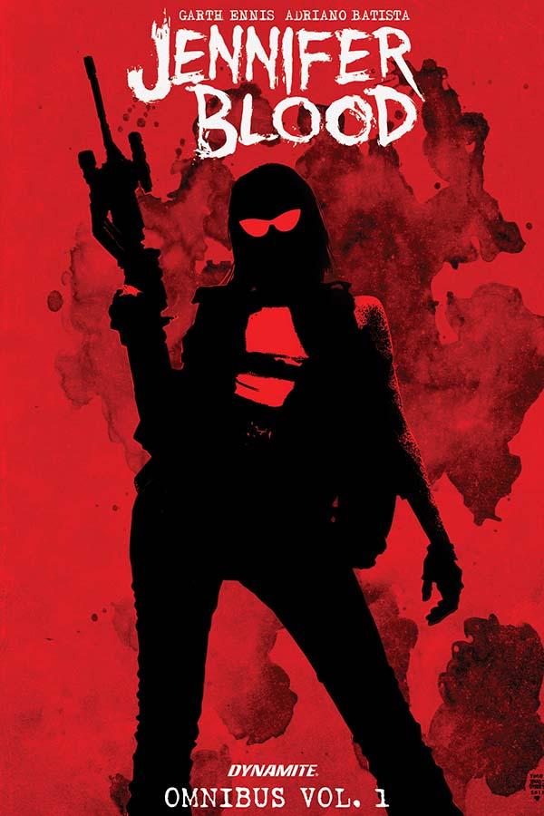 Jennifer Blood Omnibus Vol 1 TP