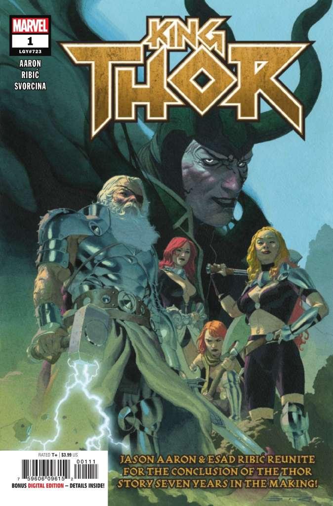 King Thor #1 (of 4)