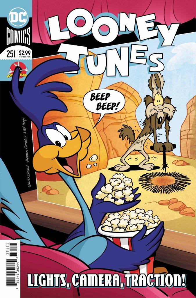 Looney Tunes #251
