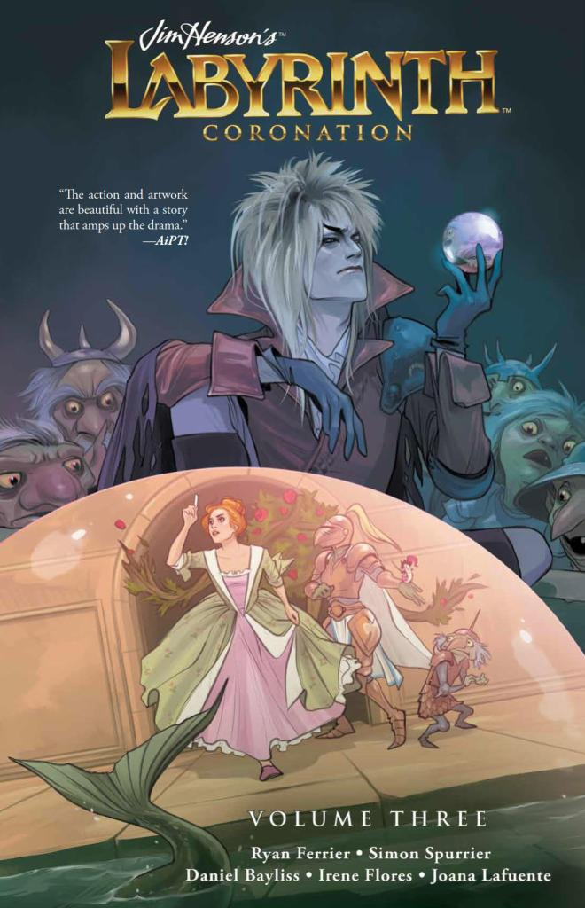 Labyrinth: Coronation Vol. 3 HC