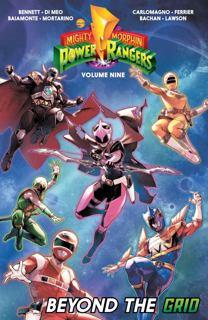 Mighty Morphin Power Rangers Vol. 9 SC