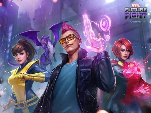 Marvel Future Fight Phoenix