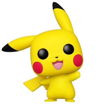 Pop! Games: Pokémon Pikachu