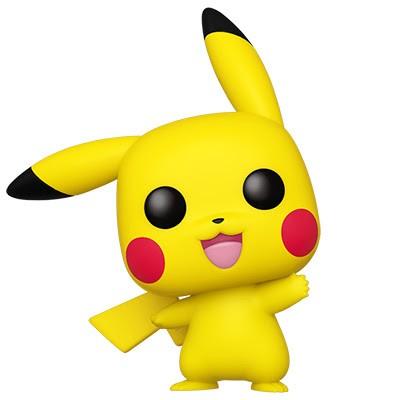 Pop! Games: Pokémon Pikachu
