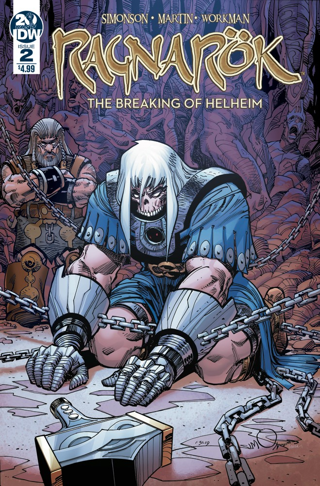 Ragnarok: Breaking of Helheim #2 (of 6)