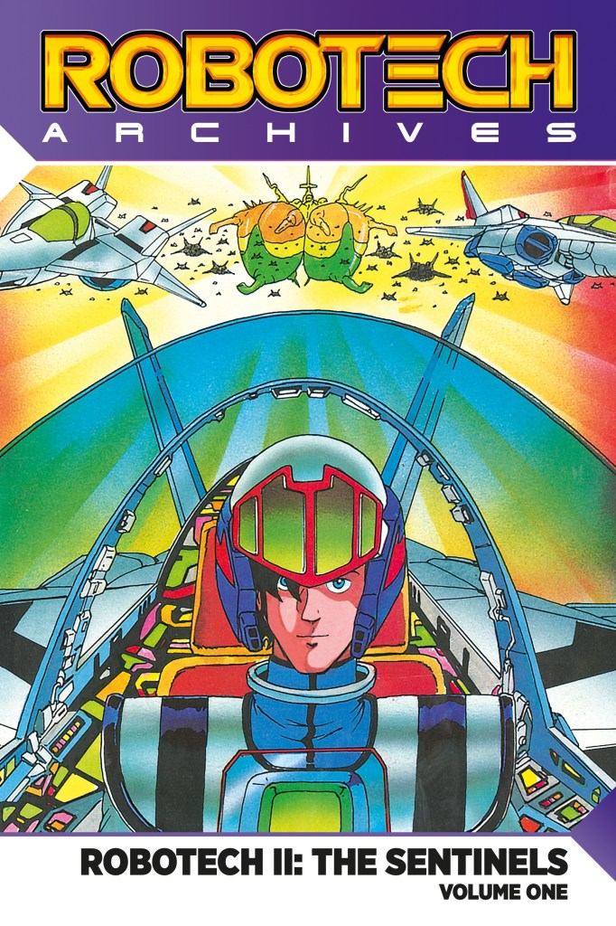 Robotech Archives: The Sentinels Vol. 1 TP