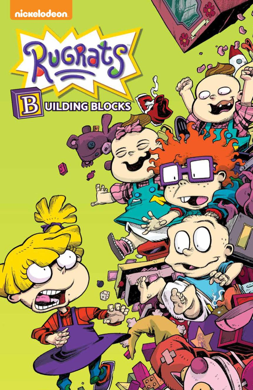Rugrats: Building Blocks SC