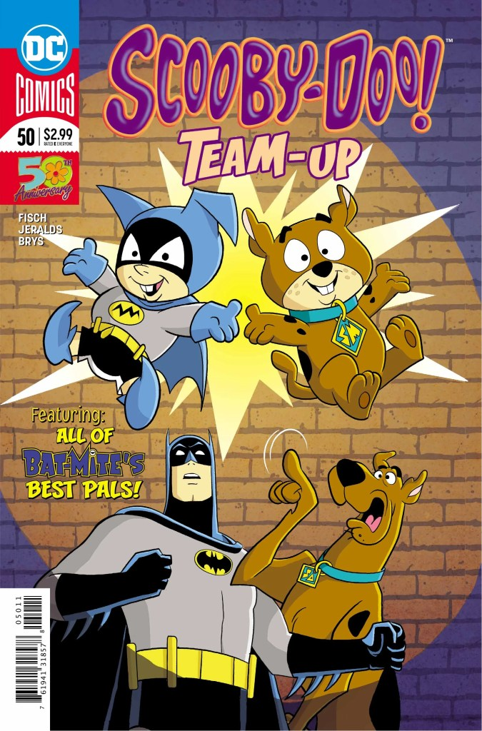 Scooby-Doo Team Up #50