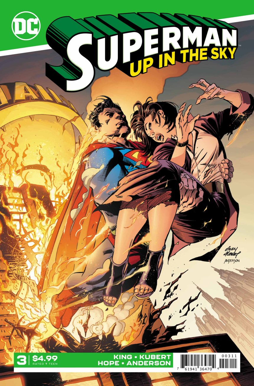 Superman: Up in the Sky #3 (of 6)