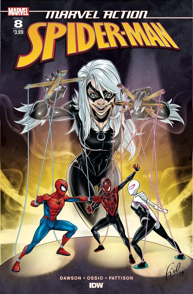 Marvel Action: Spider-Man #8