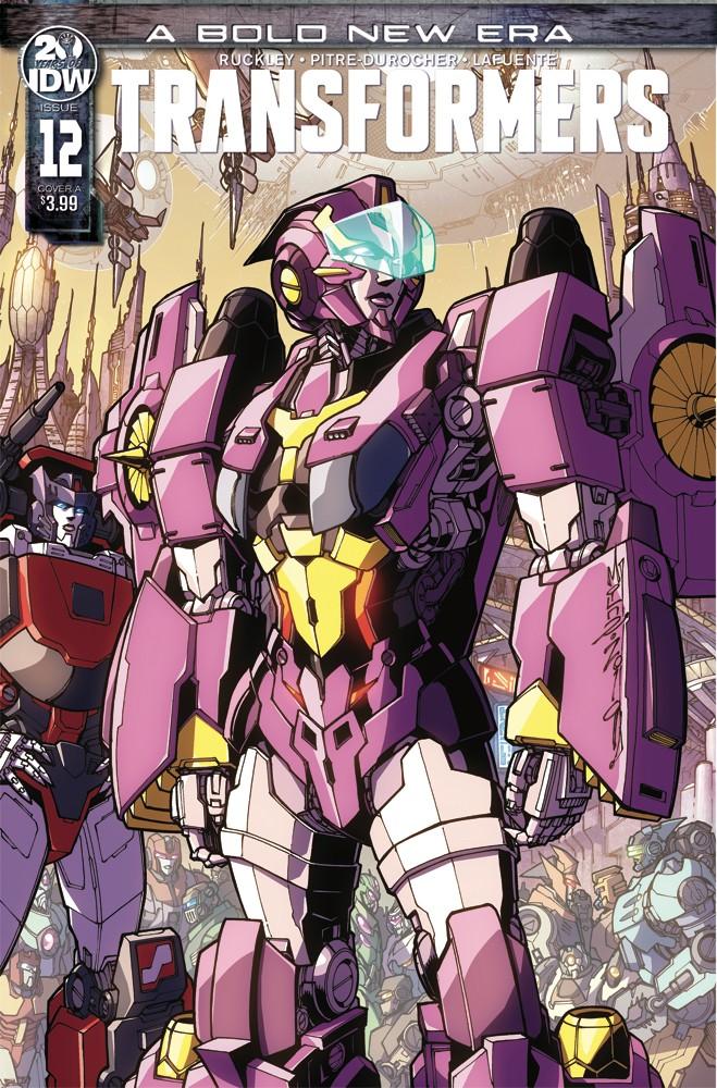 Transformers #12