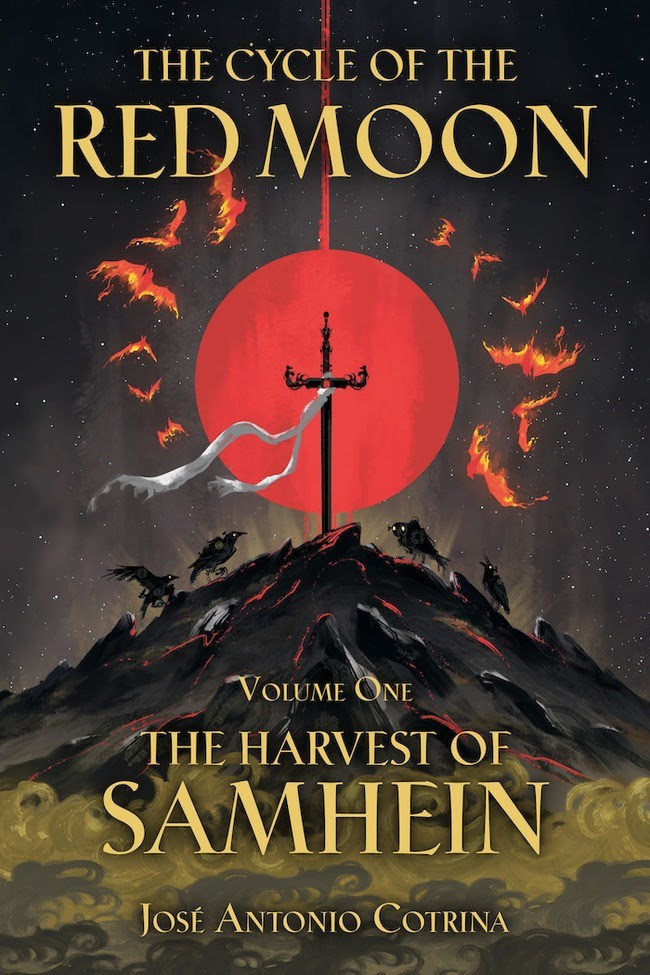 he Cycle of the Red Moon Volume 1: The Harvest of Samhein TPB