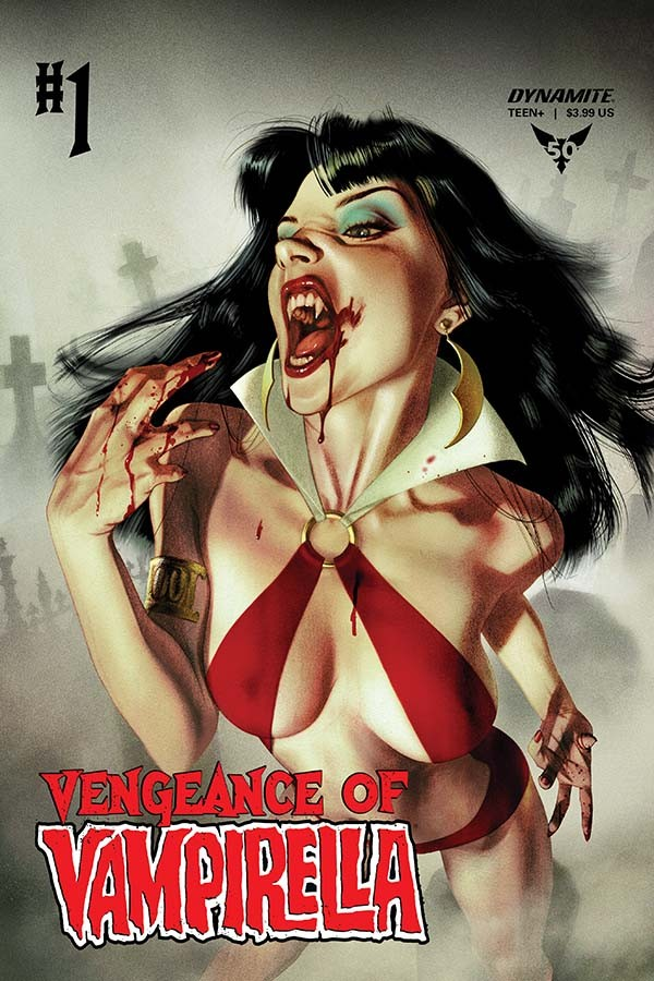 Vengeance of Vampirella #1