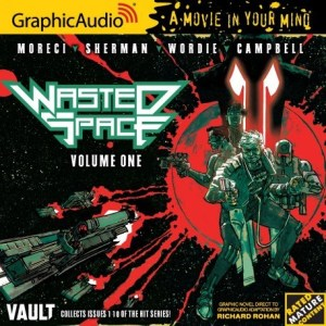 Wasted Space audiobook