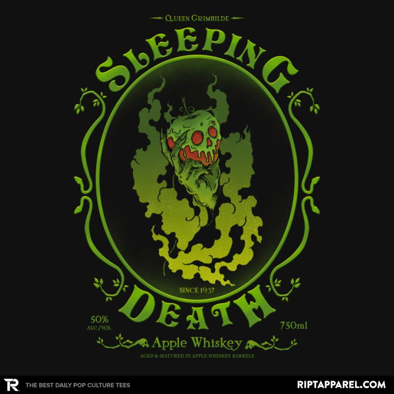 Sleeping Death Whiskey