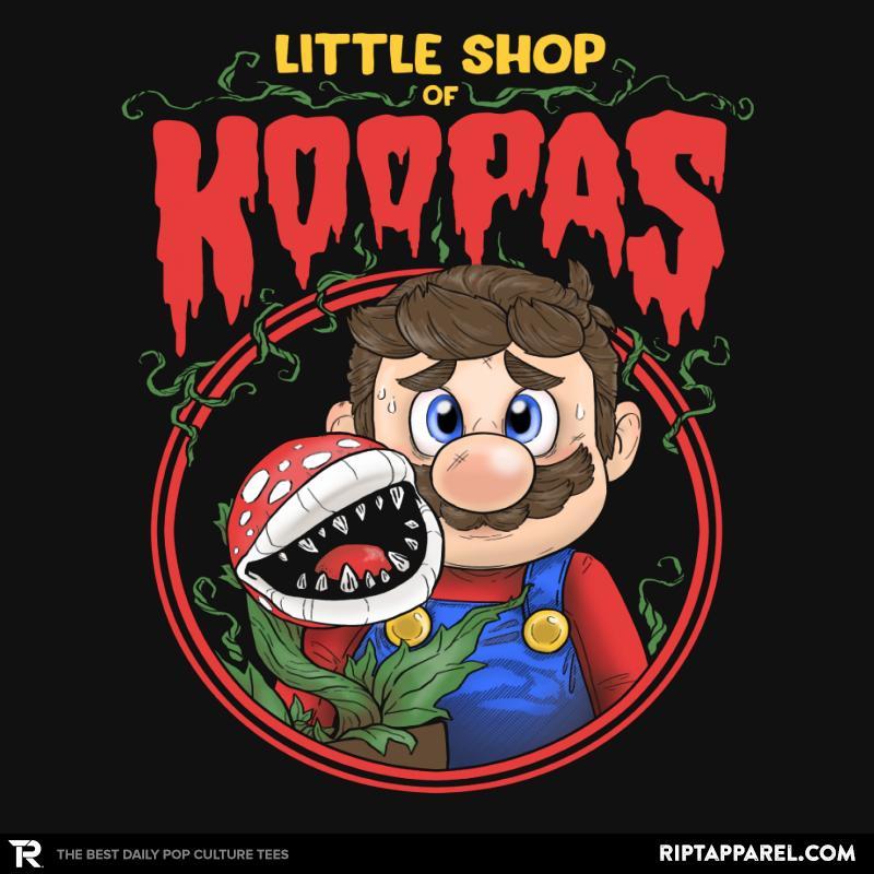 Little Shop of Koopas