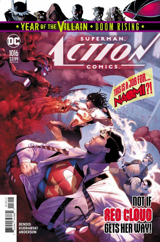 Action Comics #1016