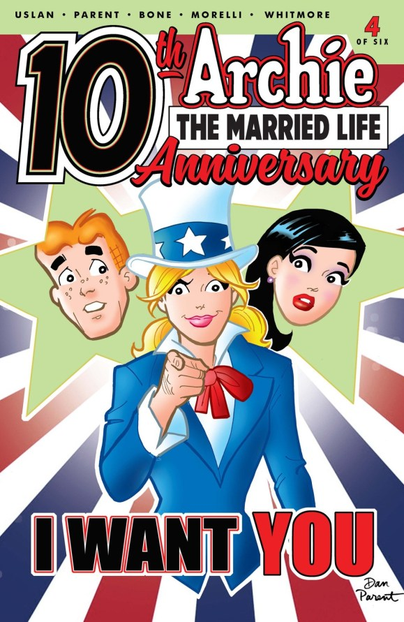 ARCHIE THE MARRIED LIFE: 10th ANNIVERSARY #4 (of 6)
