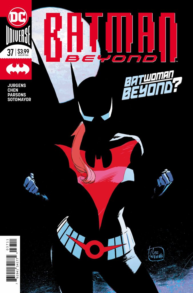Batman Beyond #37