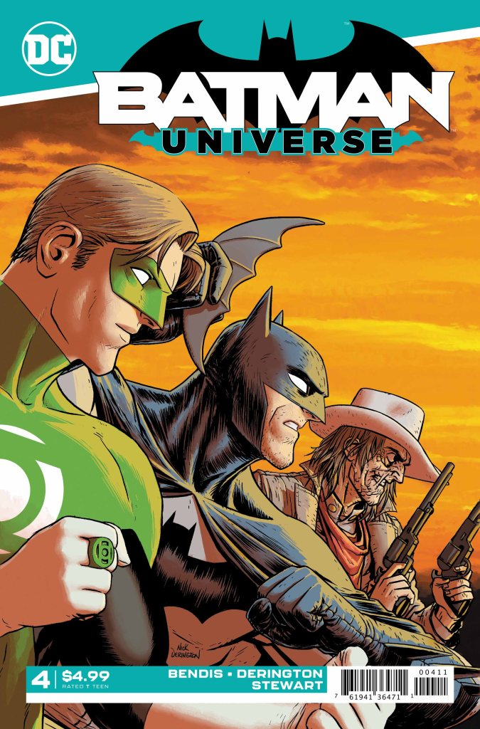 Batman Universe #4 (of 6)