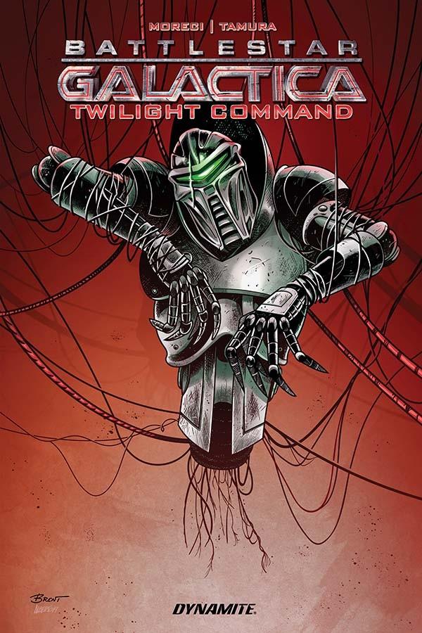 Battlestar Galactica: Twilight Command TP