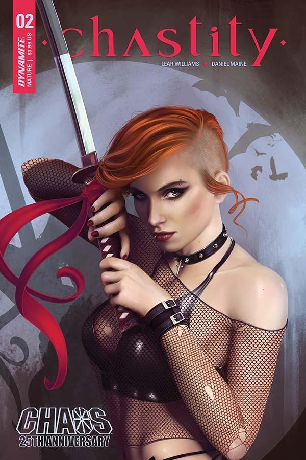 Chastity Vol 2 #2