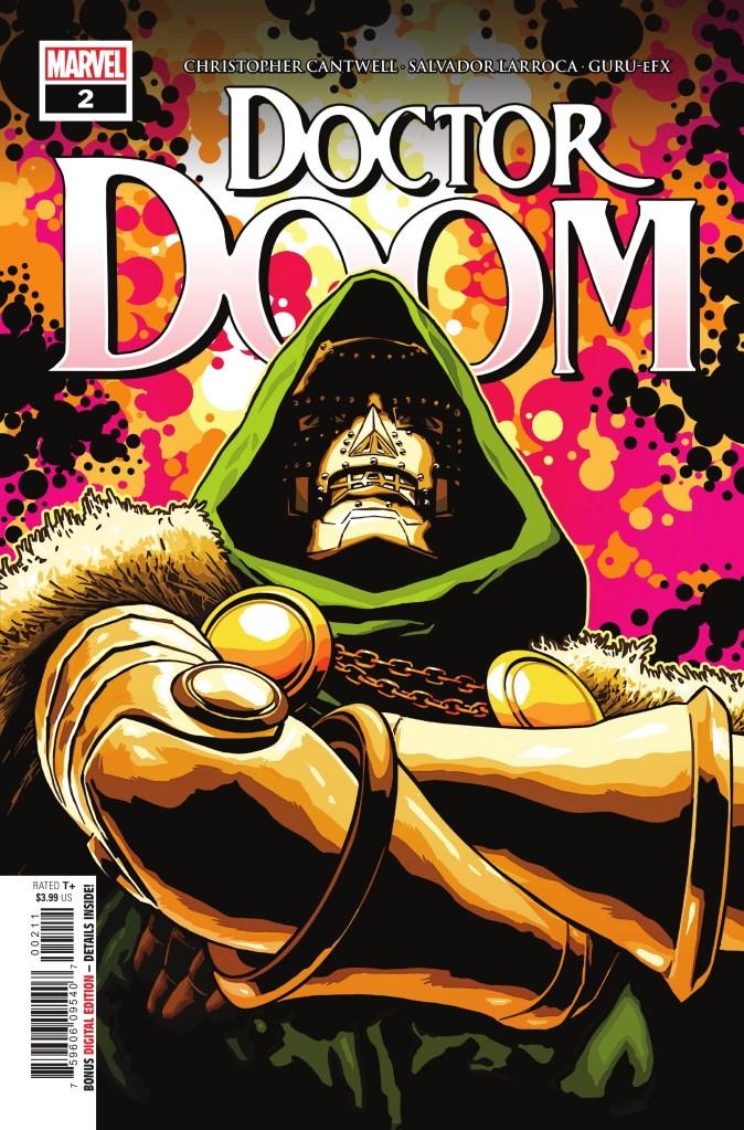 Doctor Doom #2